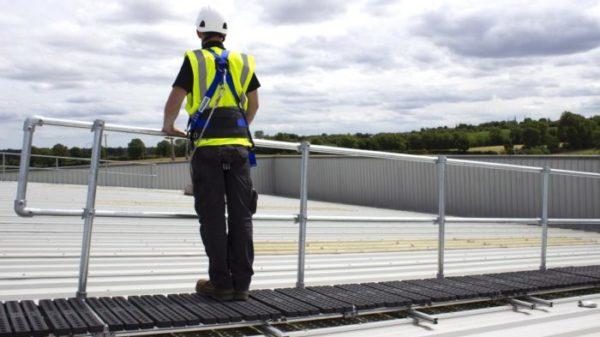 Safesite Kee Walk with Guardrail