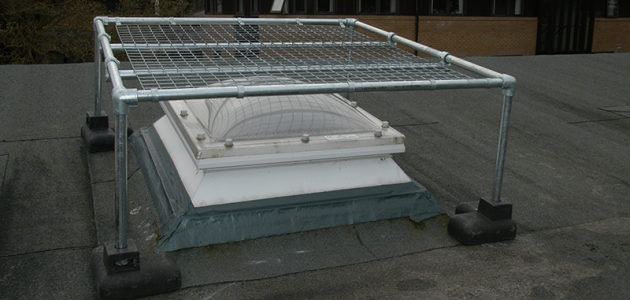 Safesite Kee Dome Skylight Protection