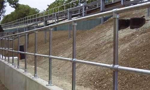Safesite Kee Klamp Fitting Handrail