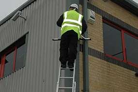 Safesite Ladder safety guidance