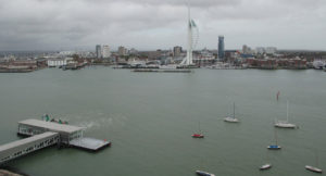 Safesite Portsmouth Harbour
