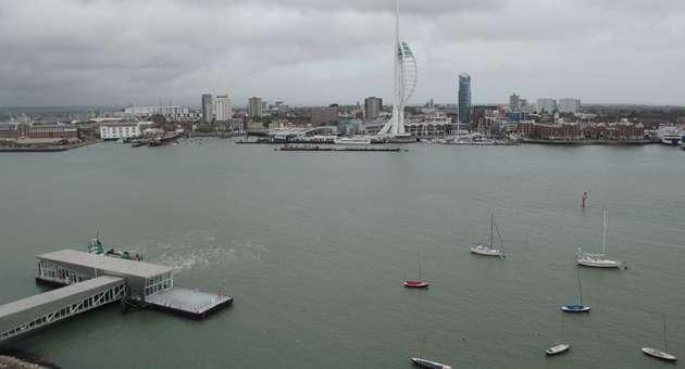 Safesite Portsmouth Harbour