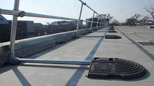 Kee Guard Rooftop Guardrail.