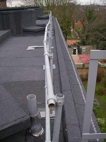Unstable guardrail
