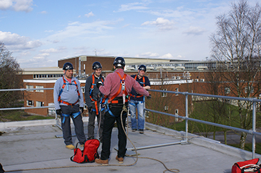 Why you need work at height rescue training